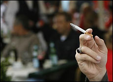 Cigarette smokers pay more than MRP
