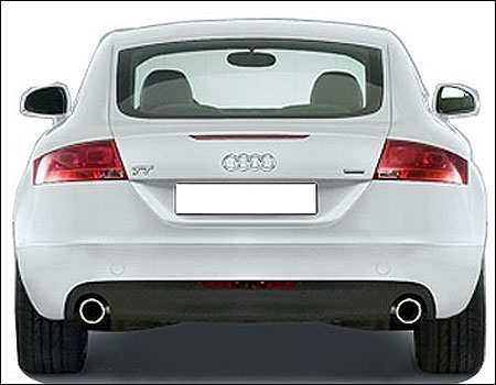 Audi TT coupe launched at Rs 48.36 lakh
