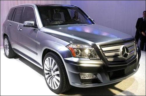Mercedes-Benz GLK.
