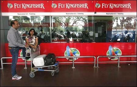 Will Kingfisher's last-ditch effort work?