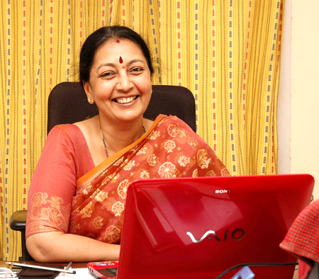 Dr. Saranya Narayan.