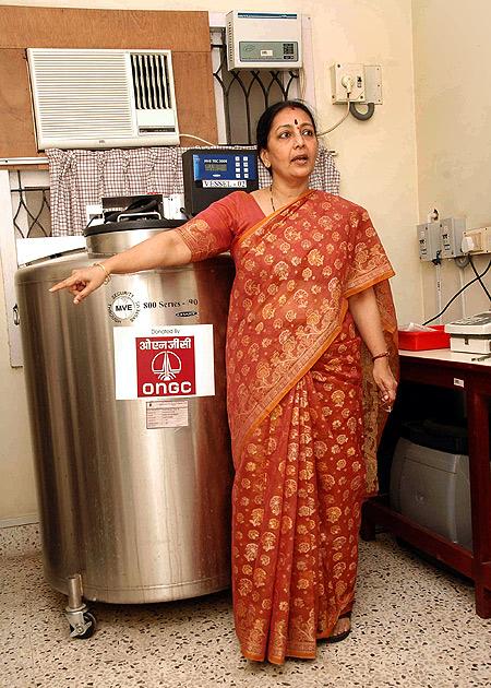 Dr. Saranya Narayan.