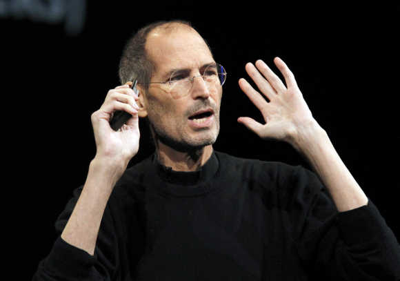 Jobs also co-founded and served as chief executive of Pixar Animation Studios.