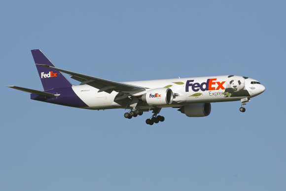 FedEx is a logistics services company.