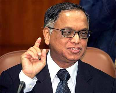 Fortune names Narayana Murthy among greatest entrepreneurs