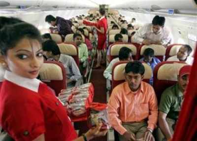 Aviation may be down, not its training institutes