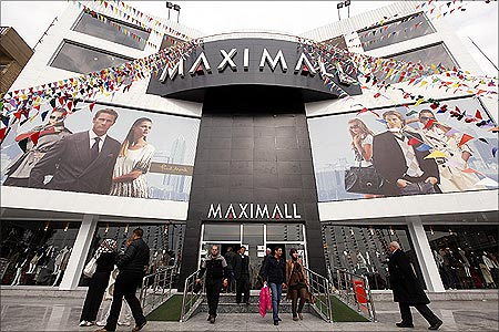 A tour of the world's 30 stunning malls