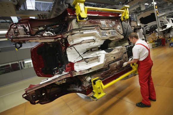 An inside look at how Porsche is builtAn inside look at how Porche is built