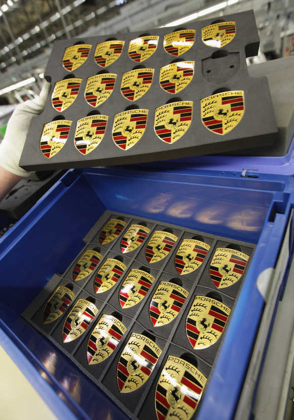 An inside look at how Porsche is built