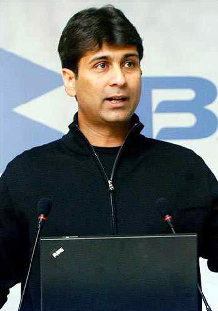Rajiv Bajaj.