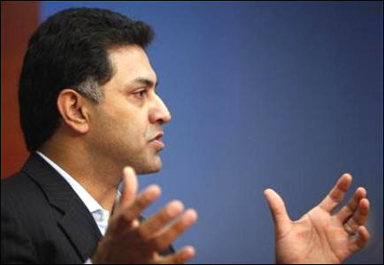 Google's Nikesh Arora to get $8 mn in lieu of stock