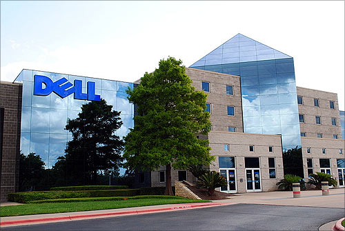 Dell headquarters.
