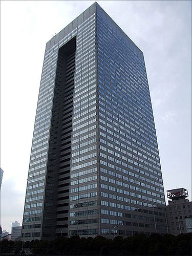 Toshiba Building, Minato, Tokyo.