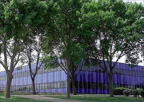 IBM Rochester (Minnesota) facility.