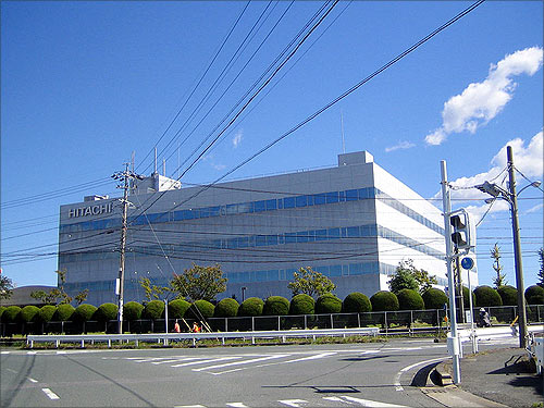 Hitachi's Toyokawa Factory.