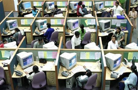 India's IT sector faces tough times