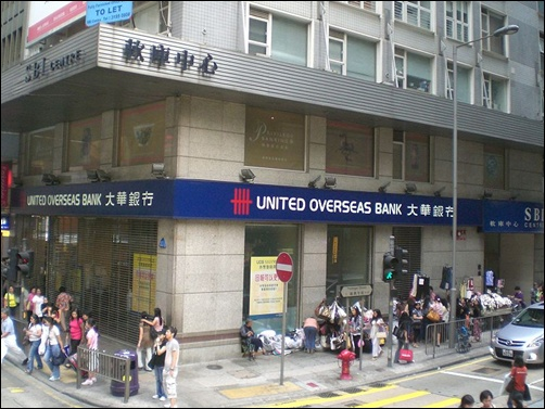 United Overseas Bank.