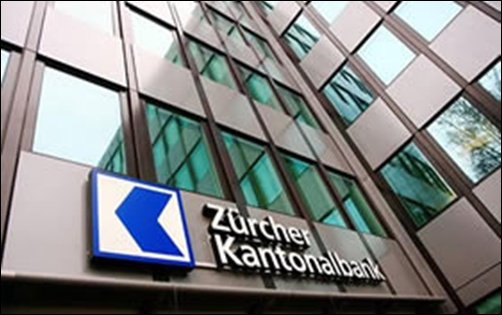 Zurich Cantonal Bank.