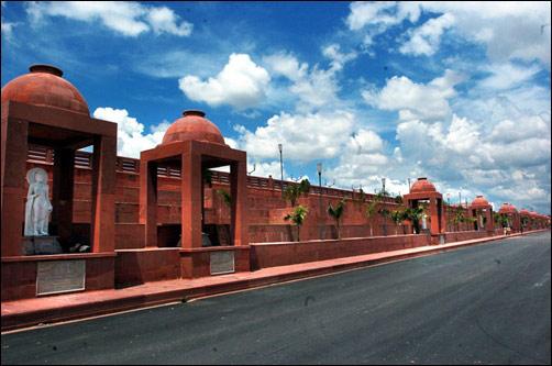 Lucknow.