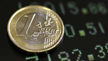 Is the euro going down?