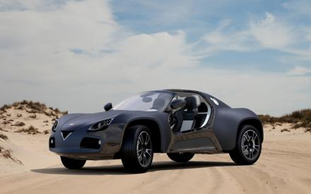 Amazing electric cars set to hit the roads