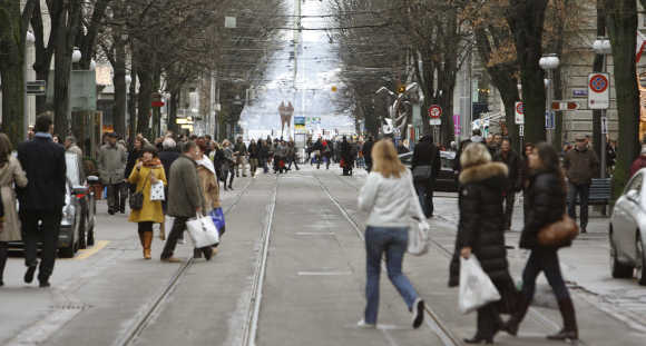 Top shopping streets in the world