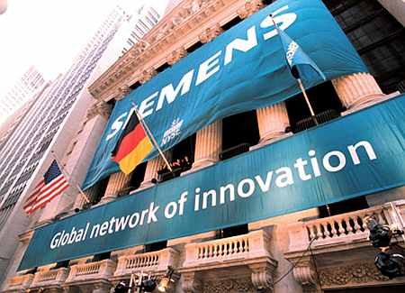How Siemens is learning to be 'smart'