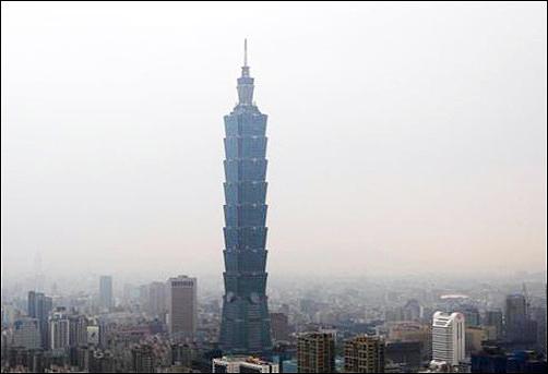 Taipei 101.
