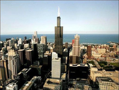 Willis Tower.