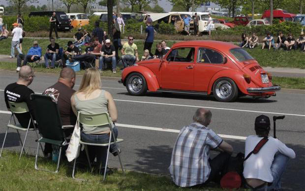 Volkswagen Beetle: A delight for car lovers