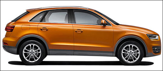 Will Audi Q3 manage to beat BMW X1?
