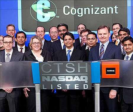 Cognizant lowers its revenue guidance on 'slow demand'