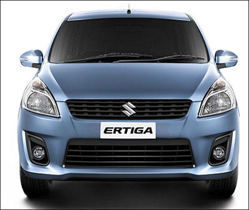 Maruti Ertiga and its 3 closest rivals