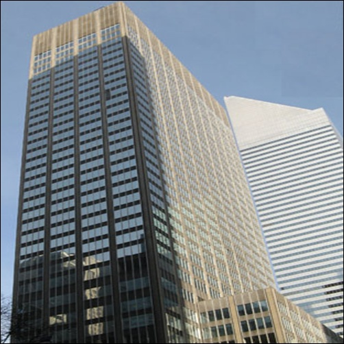 Citigroup headquarters in Manhattan.
