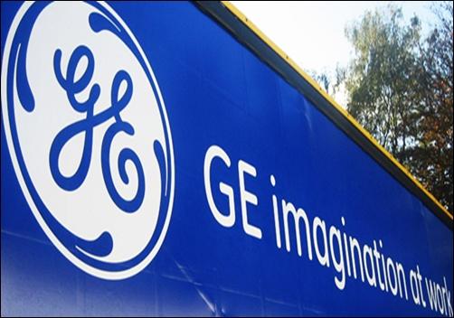 GE logo.