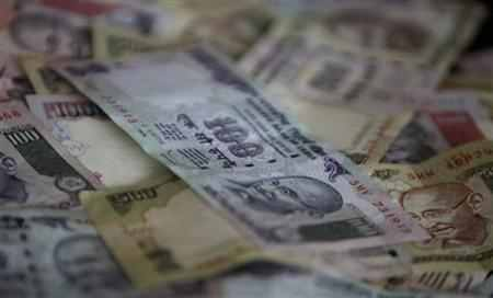 Rupee gets euro zone jolt, hits all-time low