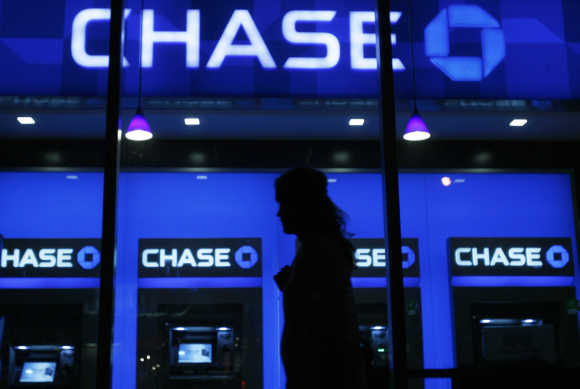 The bank earned $5.38 billion in the first quarter.