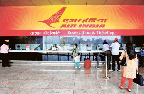 AI cancels 10 intl flights; unions seek end to standoff