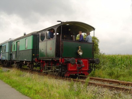 Dendermonde-Puurs Steam Railway.