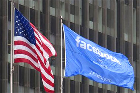 Facebook raises IPO price range to $34-38