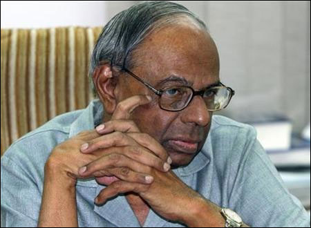 Prime Minister's Economic Advisory Council Chairman C Rangarajan.