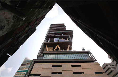 Antilia is the only home that we have in the world: Nita Ambani