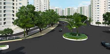 Godrej Garden City, Ahmedabad