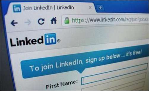 LinkedIn page.
