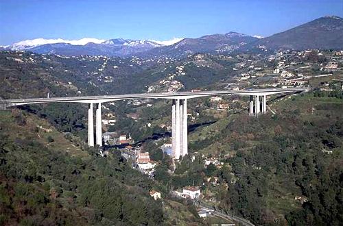Magnan Viaduct.