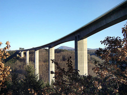 Sioule Viaduct.