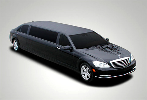 Mercedes S550 100.
