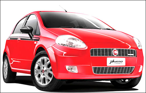 The Rs 7.36 lakh Fiat Grande Punto is here!
