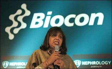 Biocon's accounting process comes under scanner
