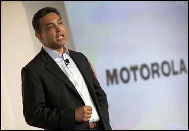 Motorola CEO Sanjay Jha steps down